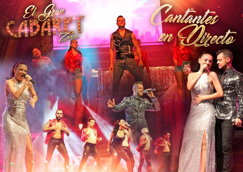 bailarines y cantantes gran espectaculo