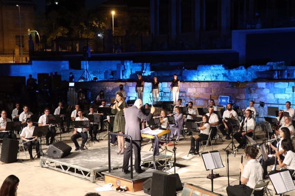 sonido orquesta