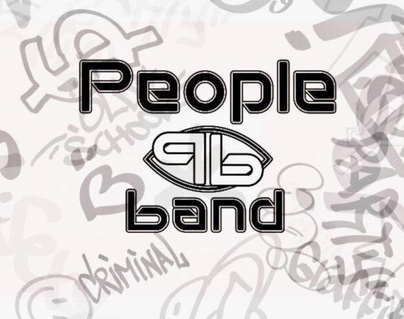 people band logo