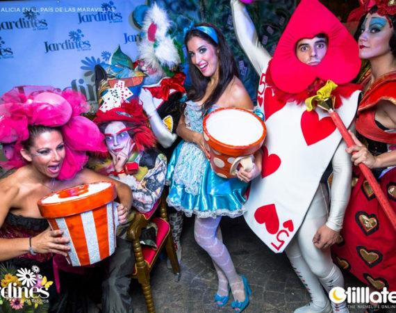 empresa de eventos especializada en fiesta tematica