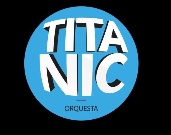 logo orquesta titanic