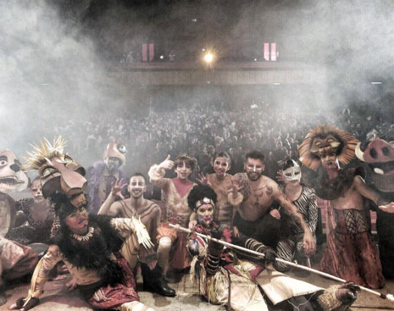 MUSICAL REINO DEL LEON