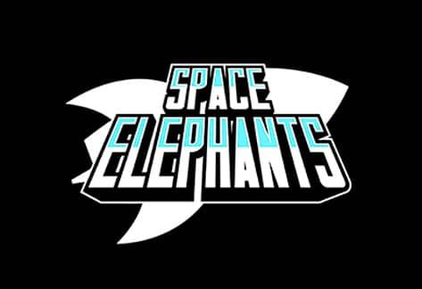 space elephants logo